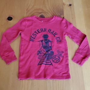 Train long sleeve thermal